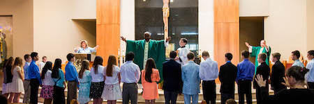 Our Lady of Fatima Catholic School - Weekly School Mass